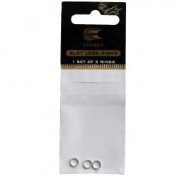 Część zamienna Target Slot Lock Ring Silver 108101