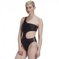 Kostium kąpielowy adidas Originals Adicolor 3D Trefoil Swimsuit GD3972