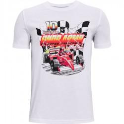 Koszulka UA Boys Hoops Nitro Tee 1361655 100