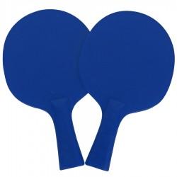 Rakietki do p-ponga niebieskie