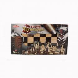 Szachy drewniane turniejowe...