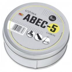 Łożyska ABEC-5 puszka 8...