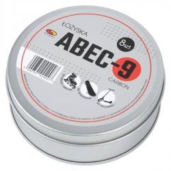 Łożyska ABEC-9 puszka 8...