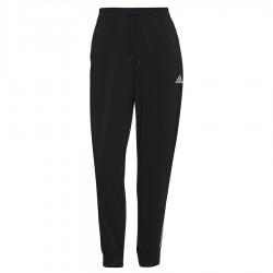 Spodnie adidas Essentials 3 Stripes Single Jersey 7/8 Pants GR9604
