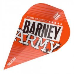 Część zamienna Target piórka Barney Army 334300